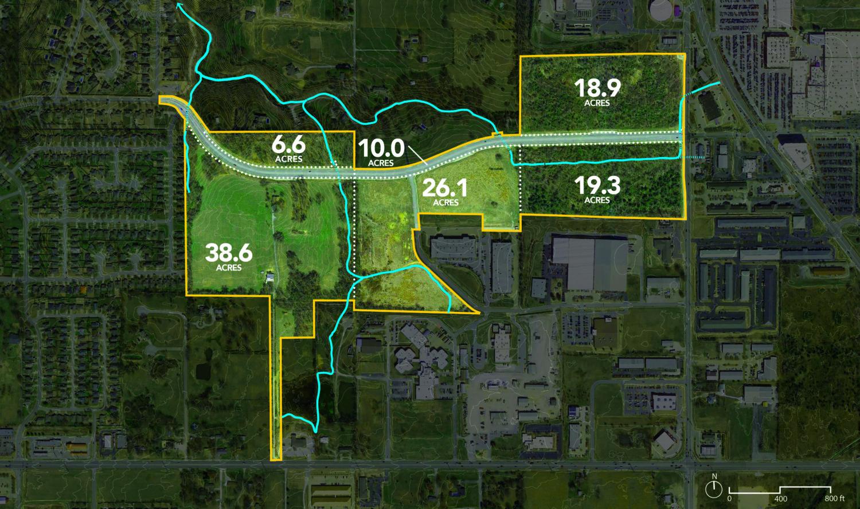 PORT_Bentonville Gateway Park-area map
